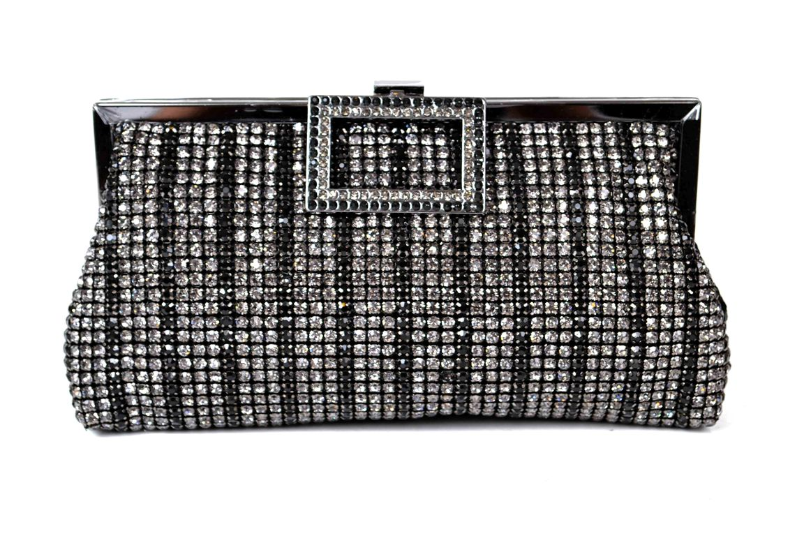fancy Bridal Clutch by Metro Shoes