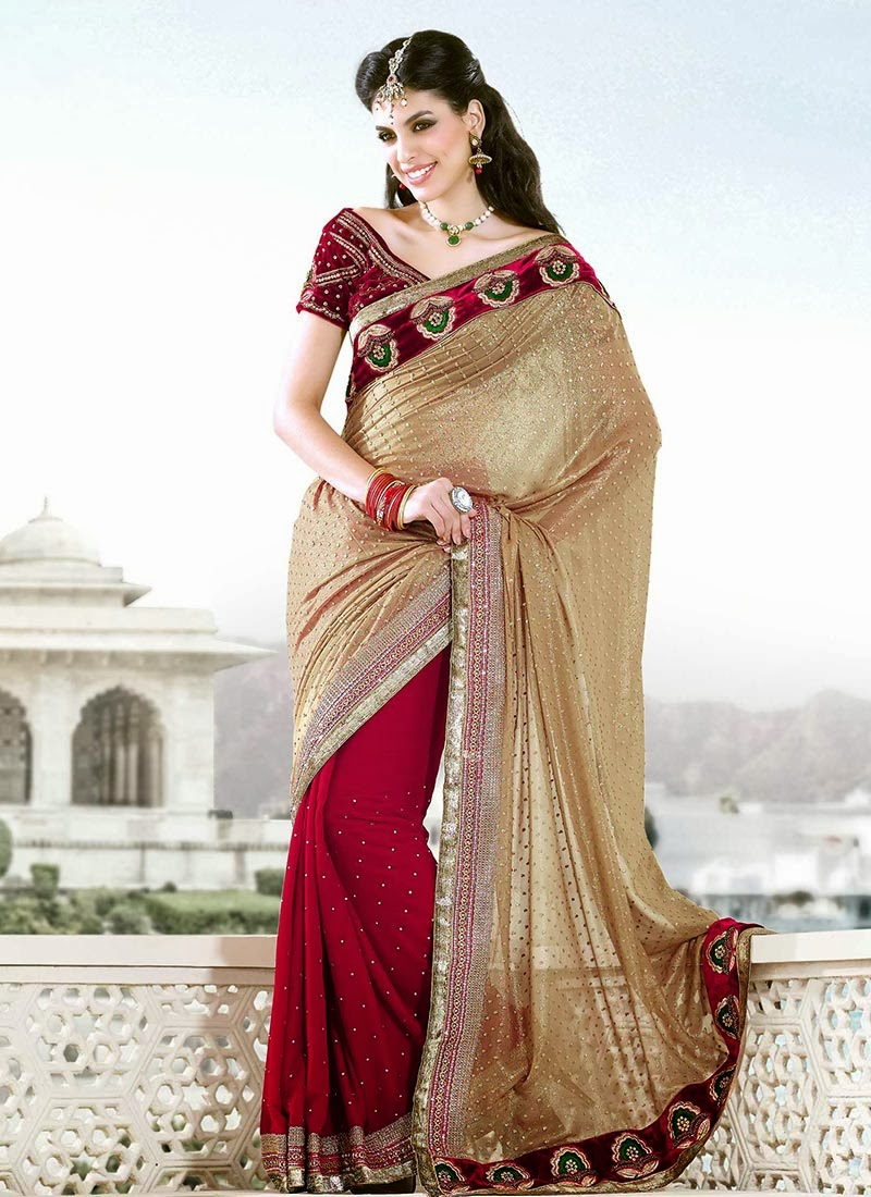 Designer Sari Blouse