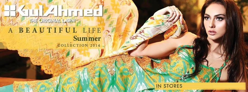 Beautiful Block Print Collection by Gul Ahmed Normal Summer Lawn