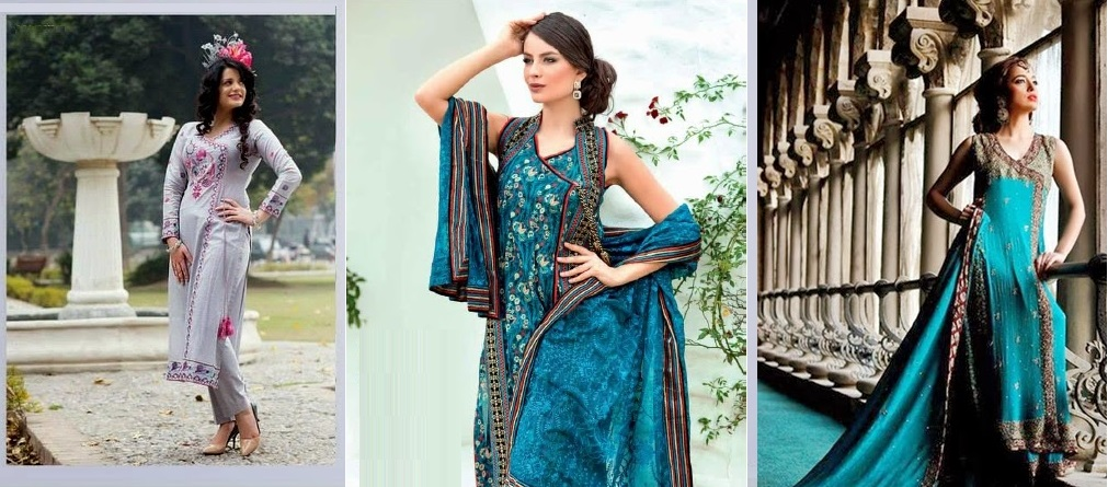 Latest and Beautiful Angarkha Style Frocks and Suits