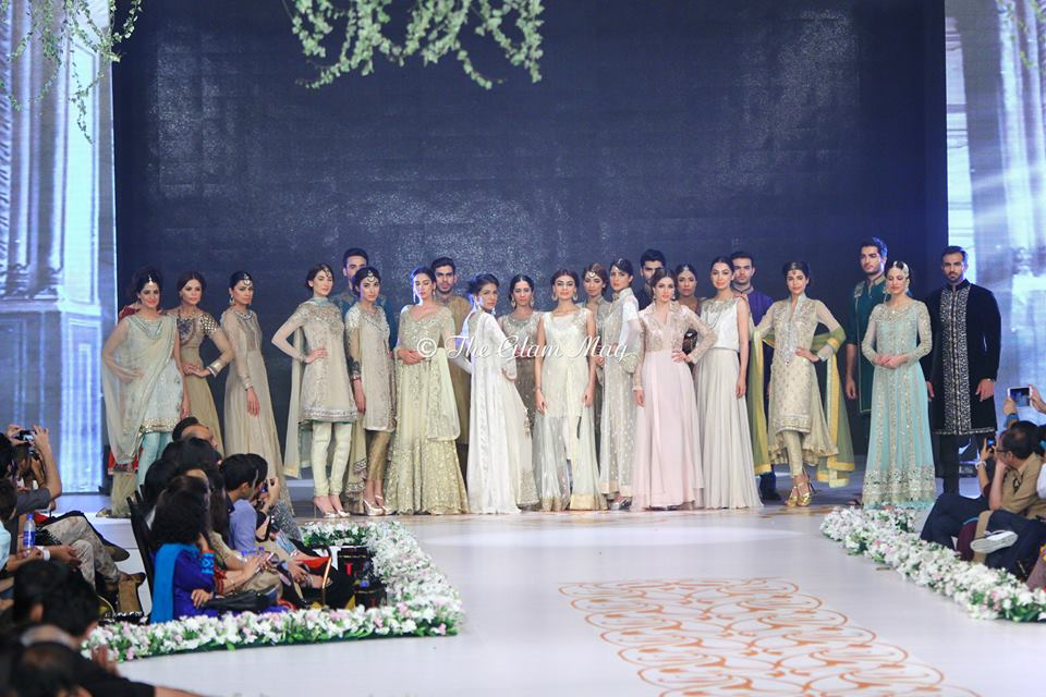 Asifa and Nabeel Latest Bridal Collection at Pantene Bridal Couture Week