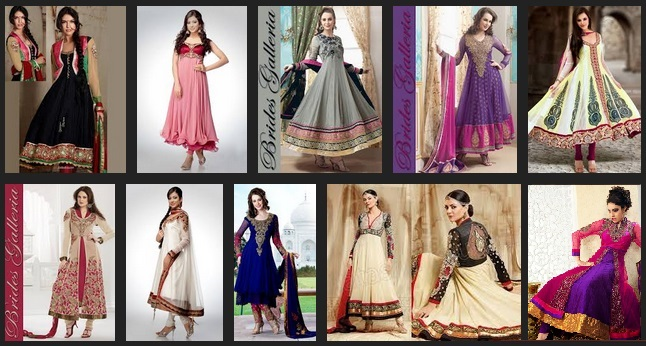 Best Designer Anarkali Suits and Anarkali Frock Styles