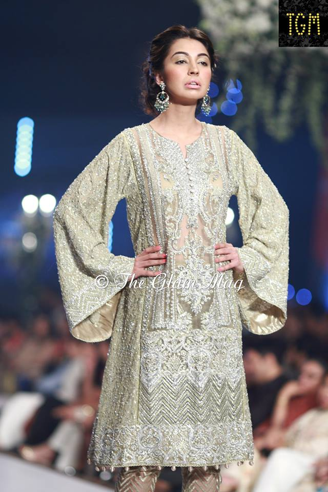 Faraz Manan Bridal Dresses At Pantene Bridal Couture Week