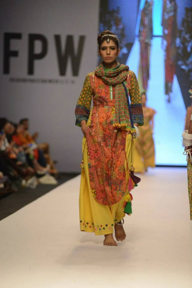Fashion Show Week 2014 Fashion Pakistan Week