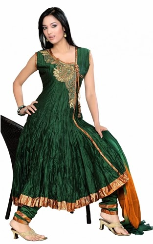 Latest-angarkha-style-frocks-2014 (1)