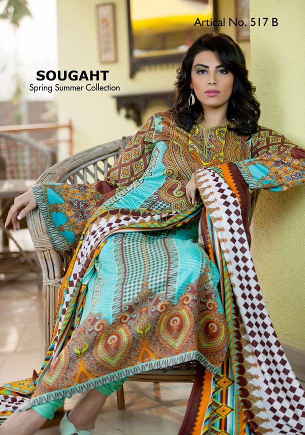 Sougaht-Lawn-Summer-2014-collection (12)