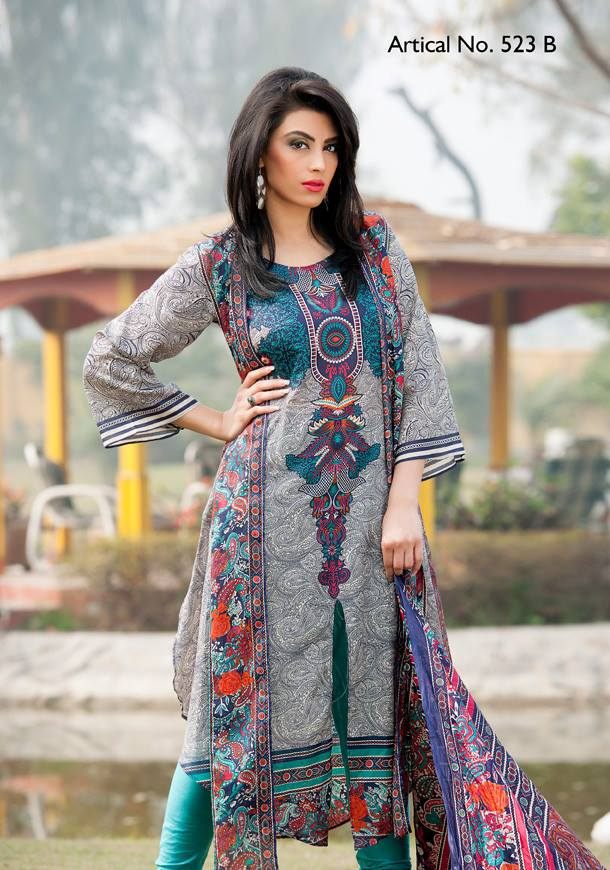 Sougaht-Lawn-Summer-2014-collection (17)