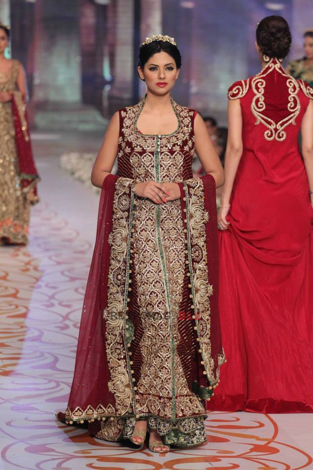 Tabassum-Mughal-Bridal-Collection-Panteen-Bridal-Couture-Week-2014 (3)