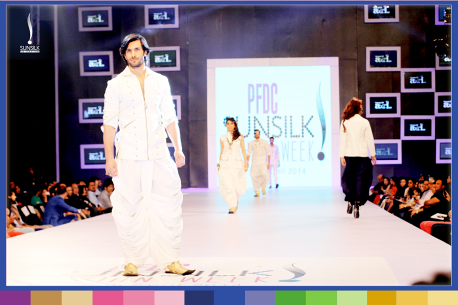 Cargwar Collection by Arsalan Iqbal Boutique at PFDC Sunsilk Fashion Week