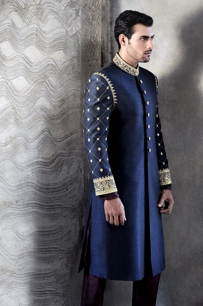 latest-Sherwani-2014-designs-by-Amir-Adnan-@stylesglamour-com (9)