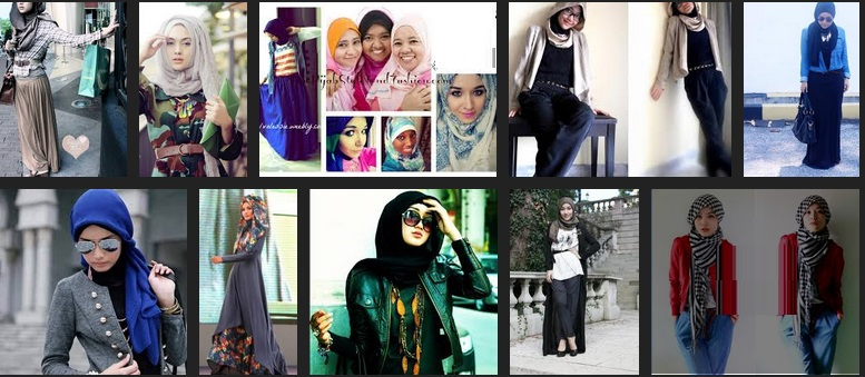 Latest and Trendy Hijab Styles 2016-2017 Trends for all face shapes