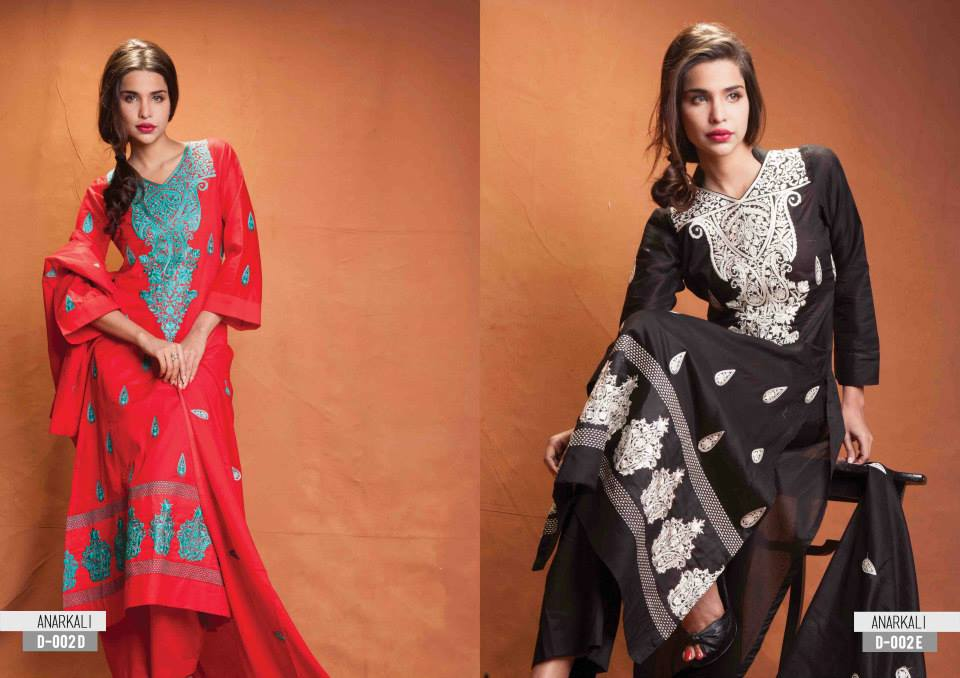sitara lawn collection 2014