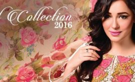 Bonanza Garments Satrangi Lawn Eid Dresses Collection 2016-2017 Look-Book