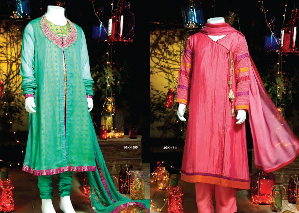 Junaid-Jamshed-New-Eid-Collection-2014-for-Women-and-Kids ...