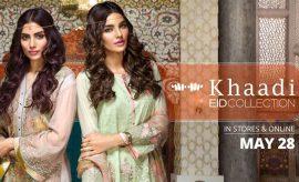 Khaadi Lawn Festive Eid Dresses Collection Complete Eid Catalog
