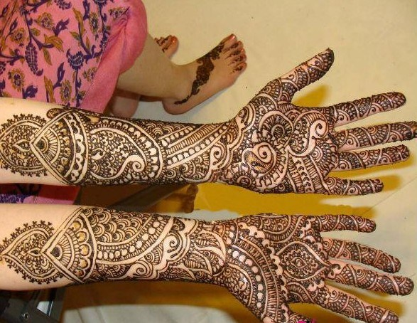 stunning indian mehndi designs 20162017 exclusive collection