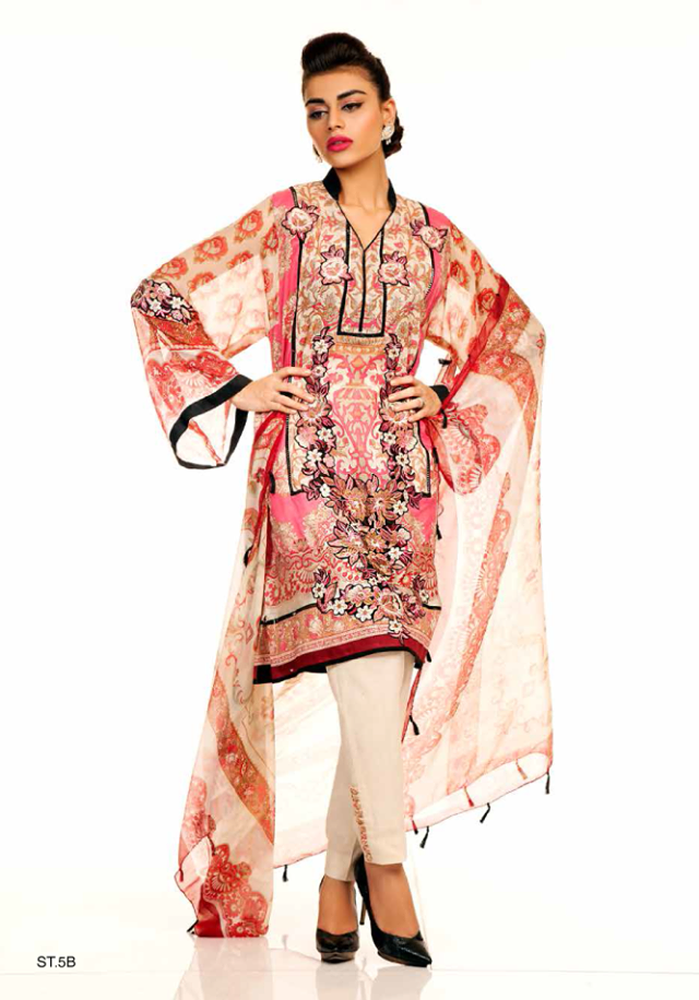 Ali Xeeshan Eid dresses