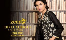 Zeen by CAMBRIDGE Latest Festive Eid Collection 2016-2017 for Girls