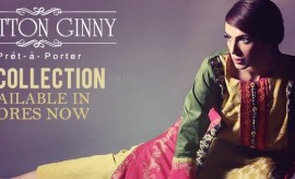 Cotton Ginny Exclusive and Tremendous Eid Wear Collection for Women