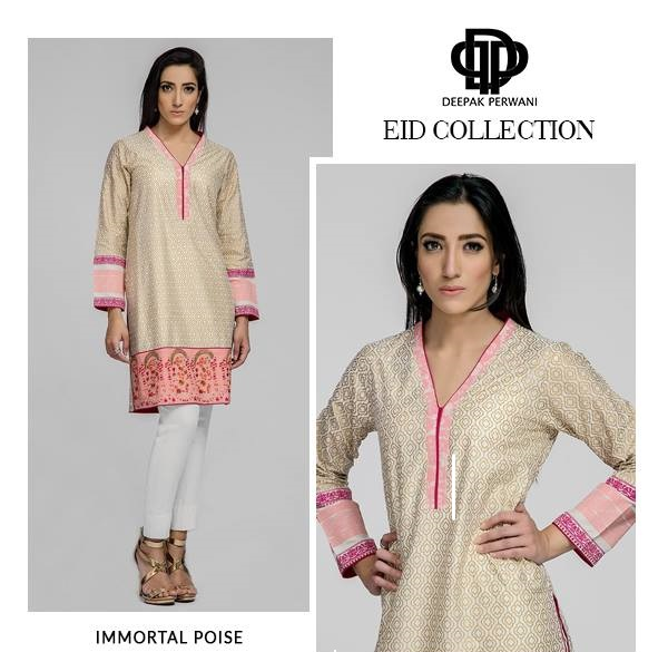 Deepak Perwani Eid Dresses 2016-2017 Designs (10)