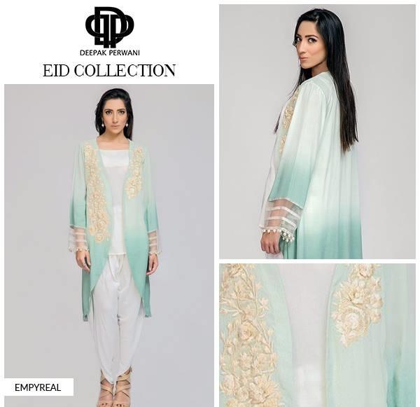 Deepak Perwani Eid Dresses 2016-2017 Designs (12)