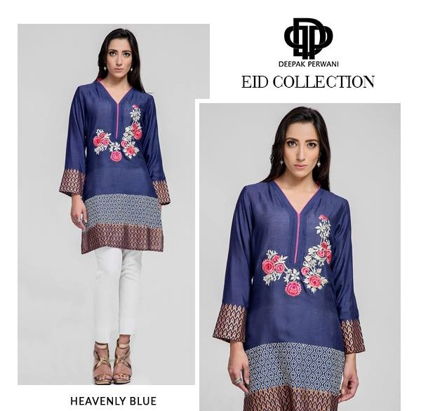 Deepak Perwani Eid Dresses 2016-2017 Designs (20)