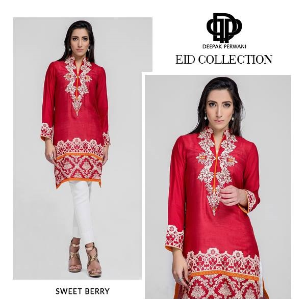 Deepak Perwani Eid Dresses 2016-2017 Designs (21)