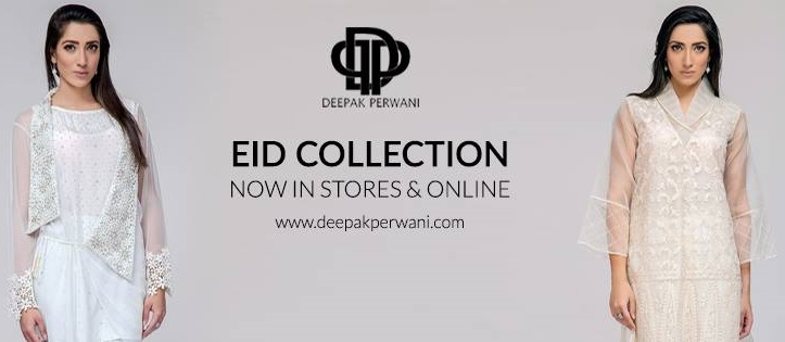Deepak Perwani Eid Dresses 2016-2017 Designs (5)