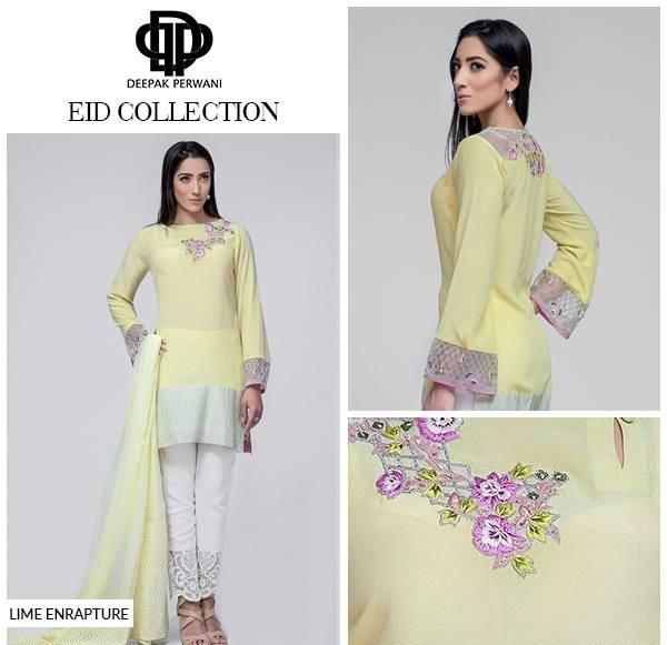 Deepak Perwani Eid Dresses 2016-2017 Designs (6)