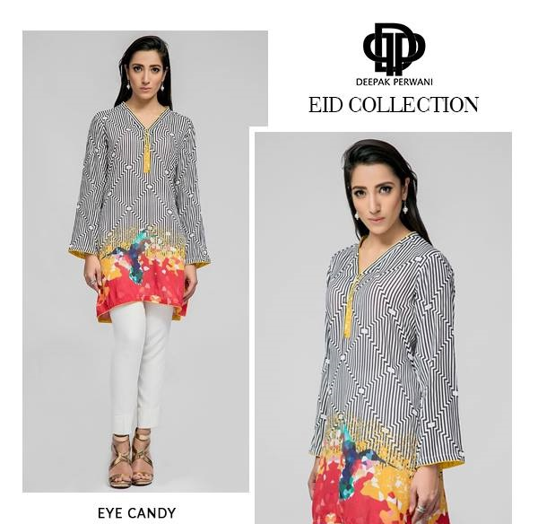 Deepak Perwani Eid Dresses 2016-2017 Designs (7)
