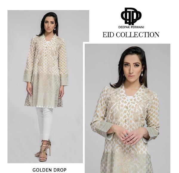 Deepak Perwani Eid Dresses 2016-2017 Designs (9)