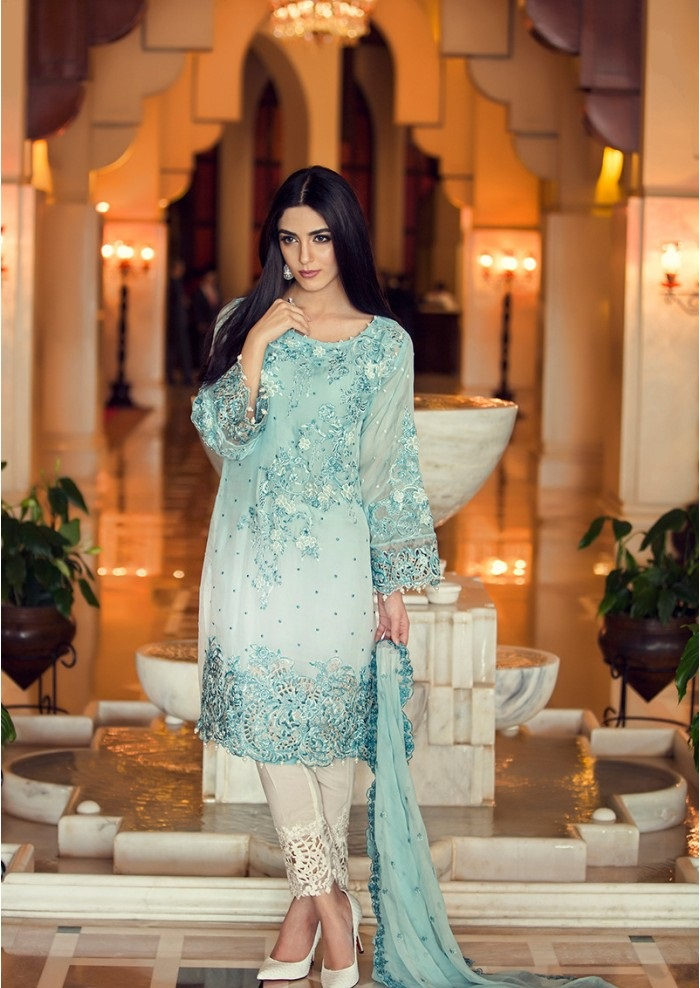 Maria.B Eid Dresses Collection 2016-2017 Catalogue (1)