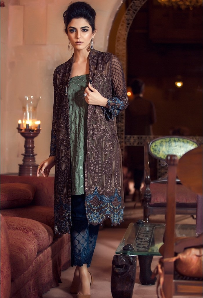 Maria.B Eid Dresses Collection 2016-2017 Catalogue (19)