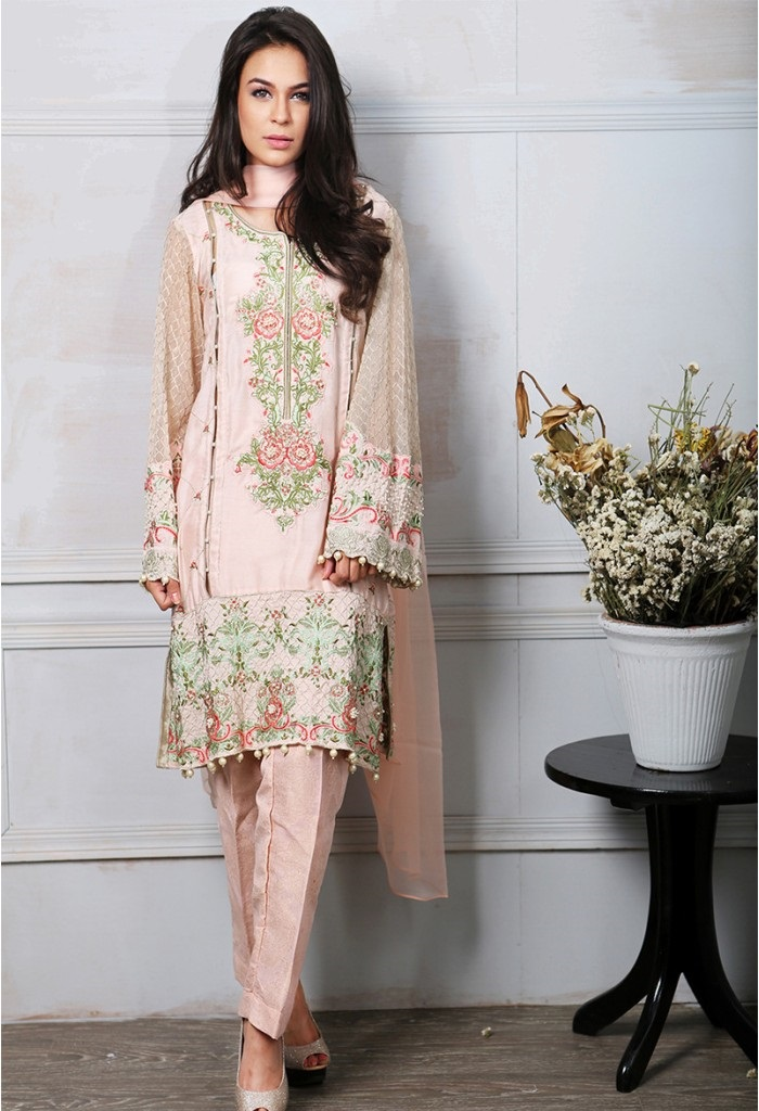 Maria.B Eid Dresses Collection 2016-2017 Catalogue (51)