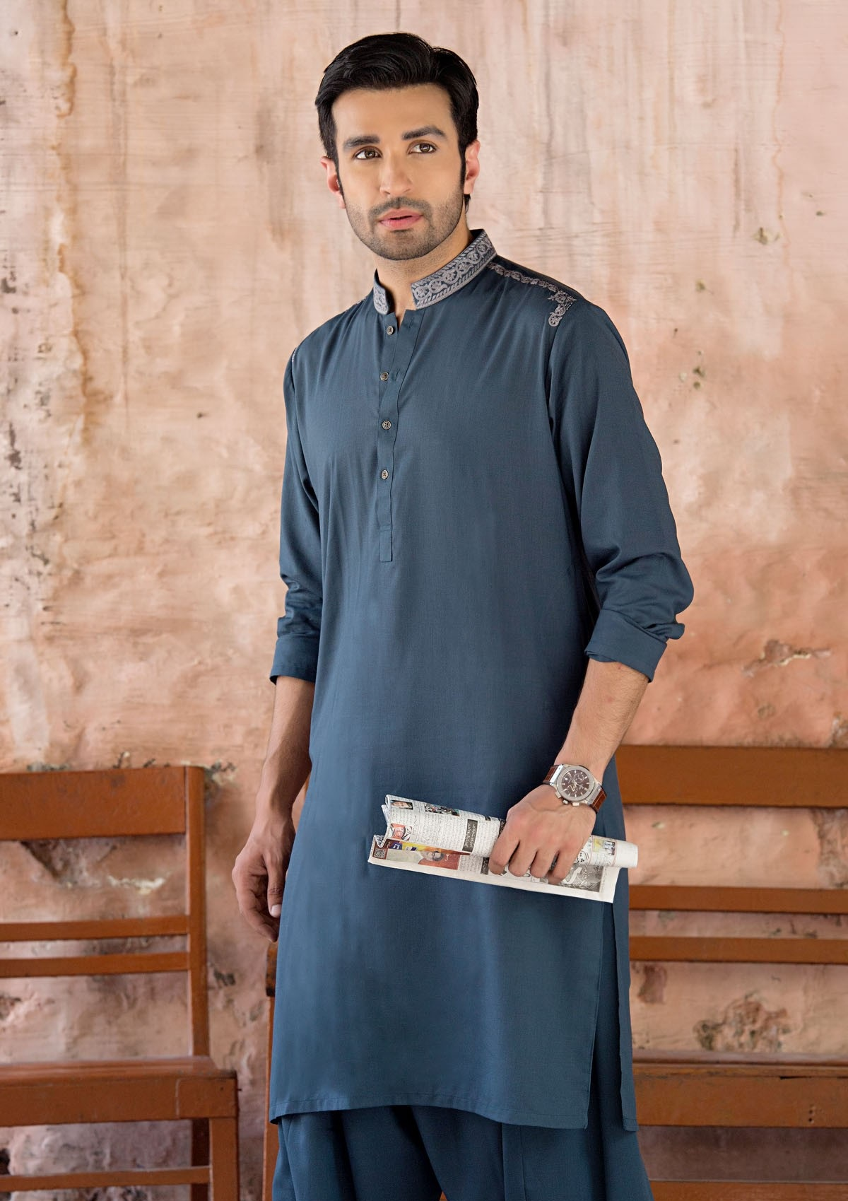 Men's Eid Kurtas 2016-2017 by Bonanza (12)