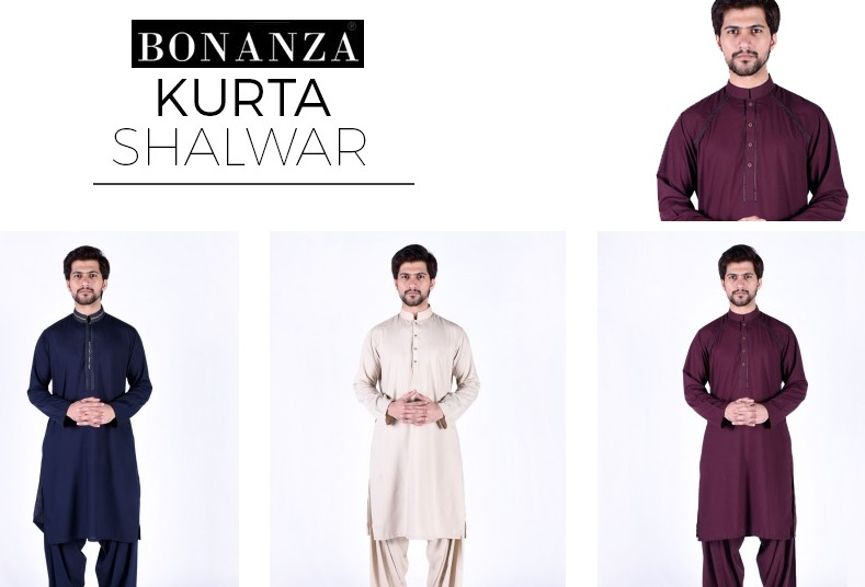 Men's Eid Kurtas 2016-2017 by Bonanza (13)