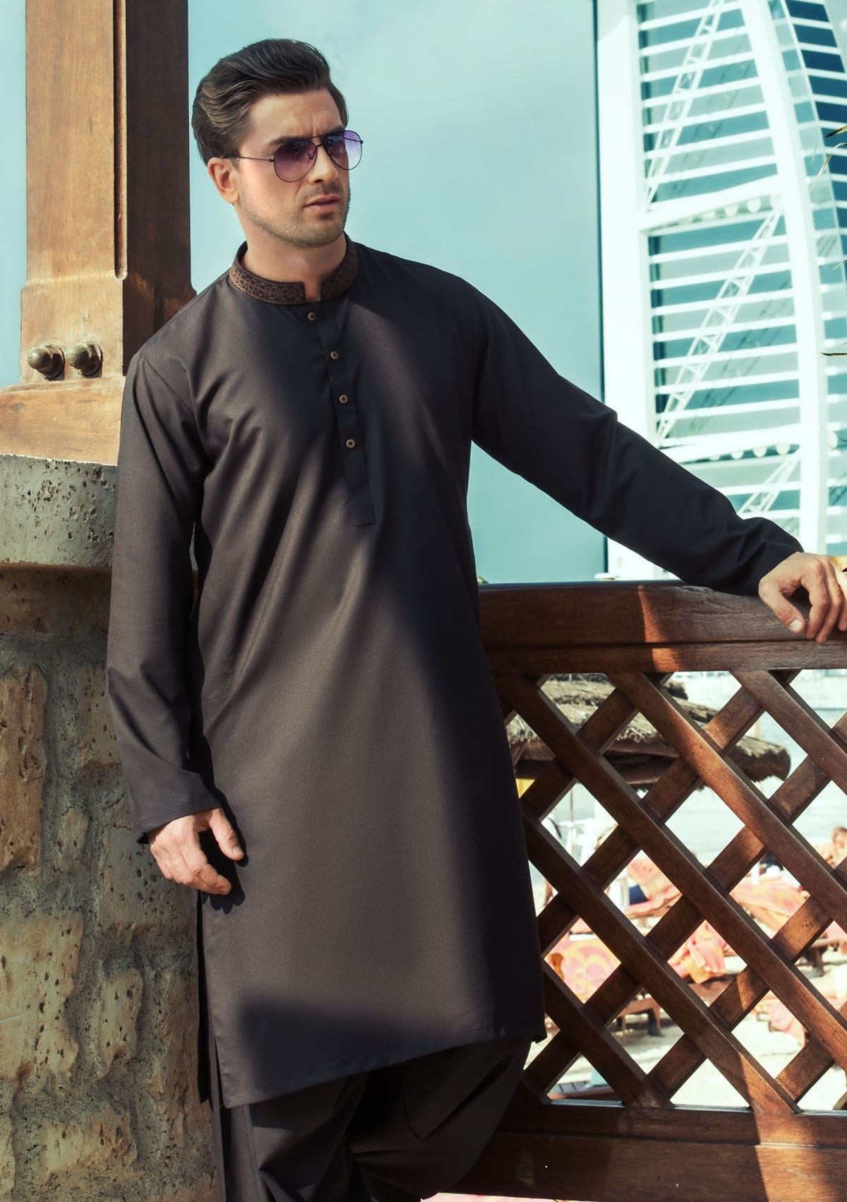 Men's Eid Kurtas 2016-2017 by Bonanza (14)