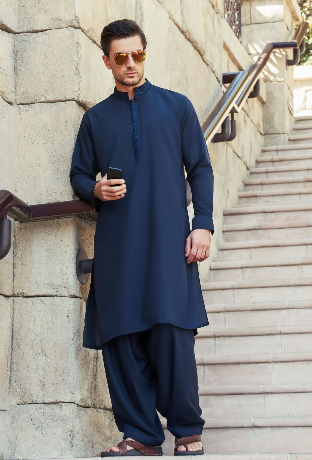Men's Eid Kurtas 2016-2017 by Bonanza (25)
