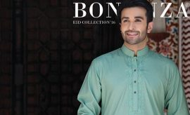 Men's Eid Shalwar Kameez and Kurta Collection 2016-2017 by Bonanza