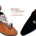 Metro shoes new eid collection