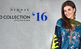 Nimsay Eid Pret, RTW and Embroidered Dresses Collection 2016-2017