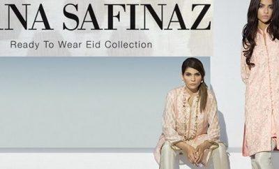 Sana Safinaz Festive Catalog