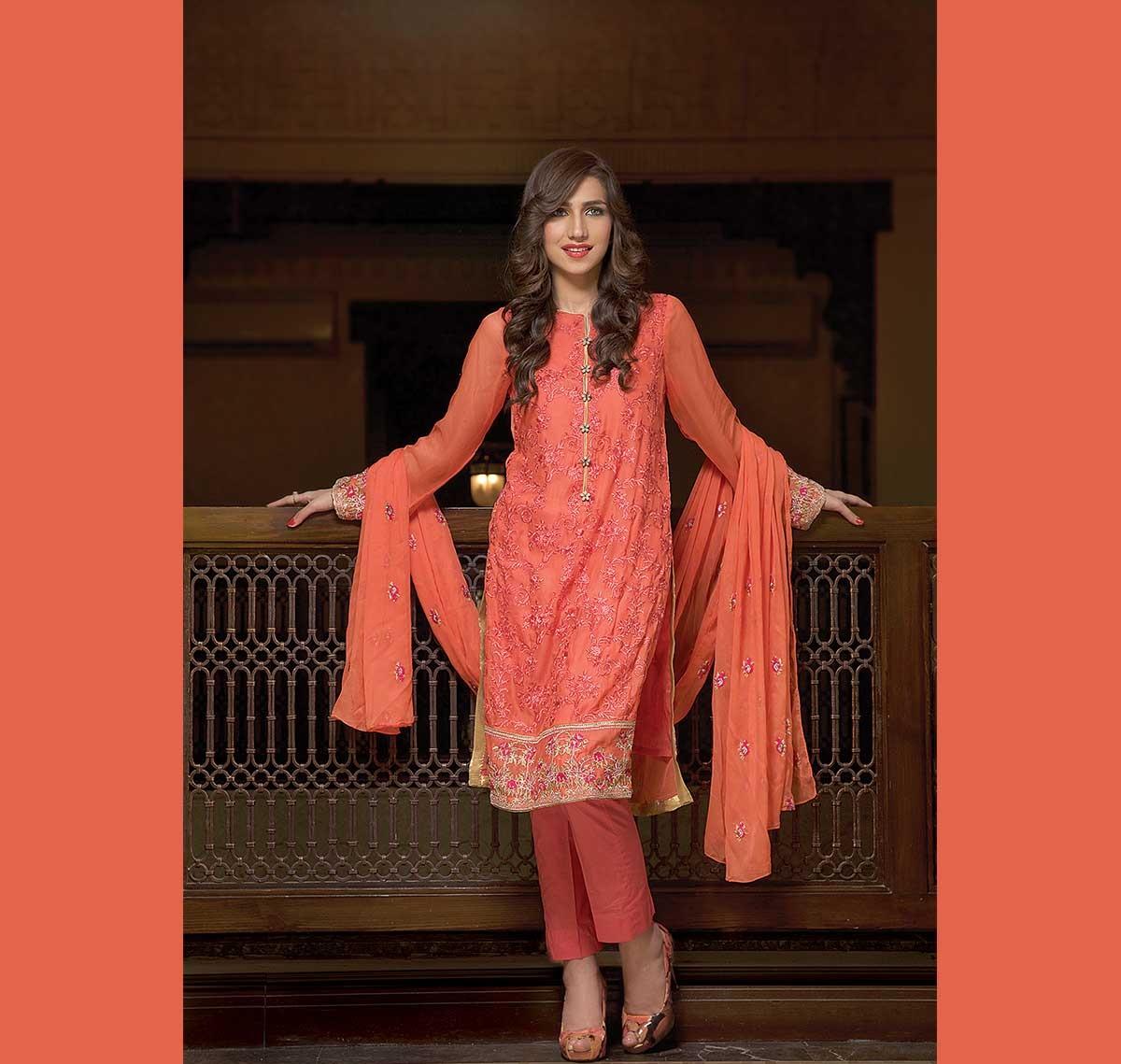 Warda Designer Eid collection