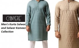 Latest and Most Stylish Men's Eid Dresses Collection 2014 by Chinyere
