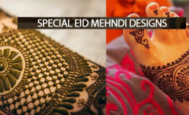 Latest and Best Eid Mehndi Designs 2016-2017 for Hands and Feet