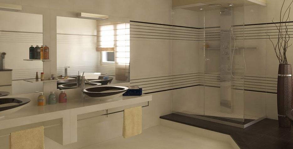 Bathroom decorating ideas new trendy washroom designs for Washroom decoration designs
