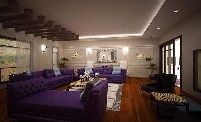 Living room decoration and lounge decor ideas and plans for Best drawing room designs
