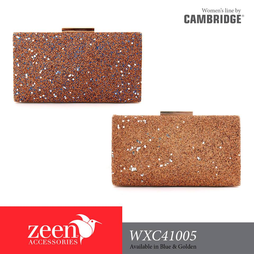 Cambridge Zeen Fancy Bridal Clutches