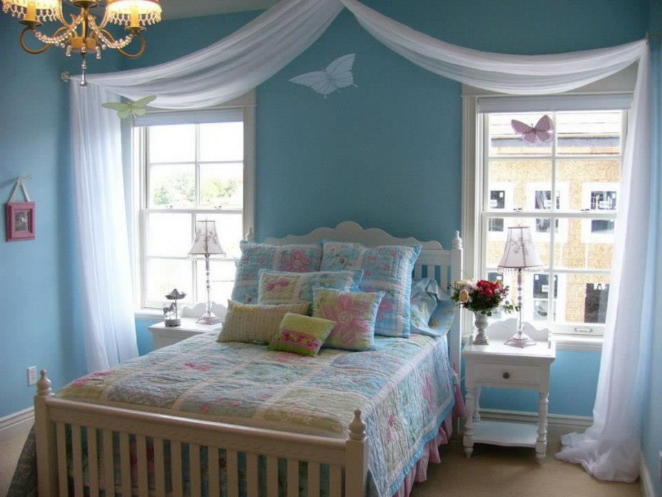 Girlie-Bedroom-Decoration-ideas (17)