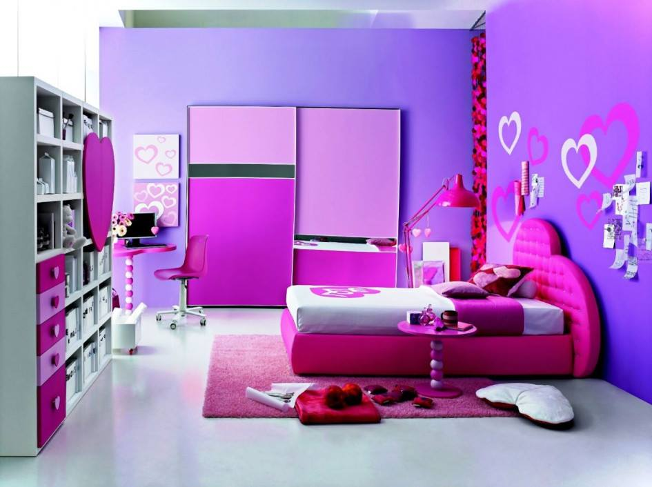 Girlie-Bedroom-Decoration-ideas (40)